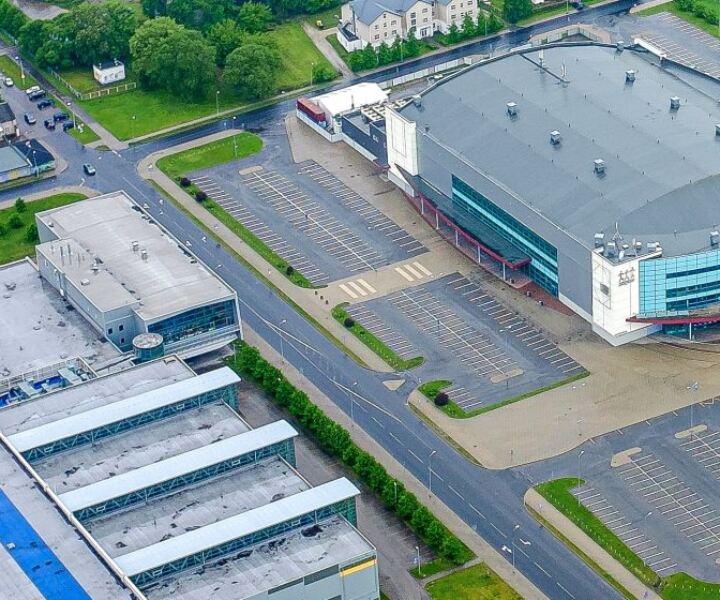 Arena Riga. Photo: IIHF